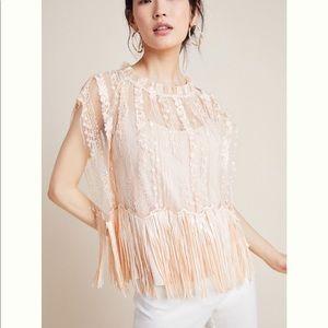 Anthropologie A+plus size blouse